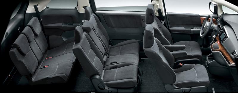 Honda Odyssey EX Interior