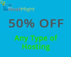 50% OFF on Web Hosting, WordPress Hosting, Cloud Hosting packages