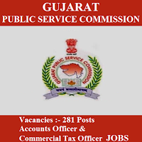 Gujarat Public Service Commission, GPSC, freejobalert, Sarkari Naukri, GPSC Answer Key, Answer Key, gpsc logo