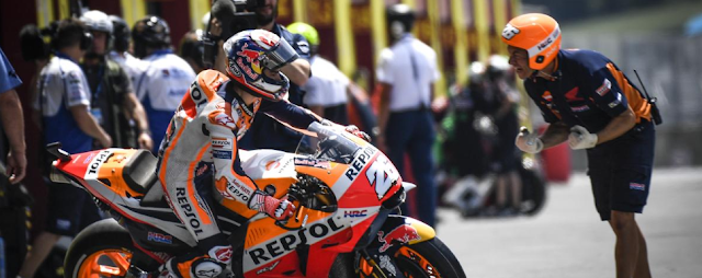 MotoGP第6戦イタリアGP ダニ・ペドロサ