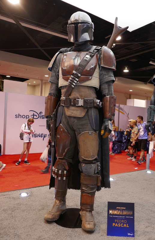 Star Wars Mandalorian costume D23 Expo 2019