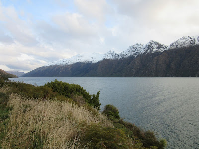Lago Wakatipu, desde Kingston a Queenstown, Nueva Zelanda