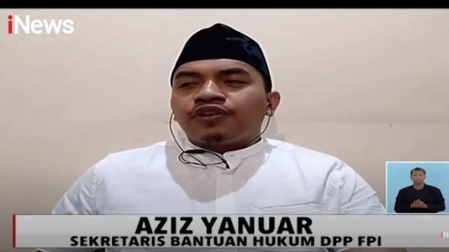 FPI: Kenapa Hasil Swab Jokowi Boleh Tidak Dipublikasikan ke Publik, tapi HRS Wajib?