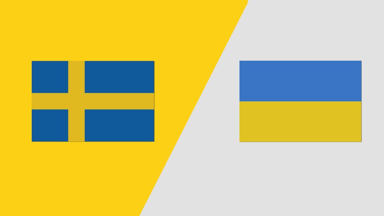 مباراة اوكرانيا والسويد اليوم