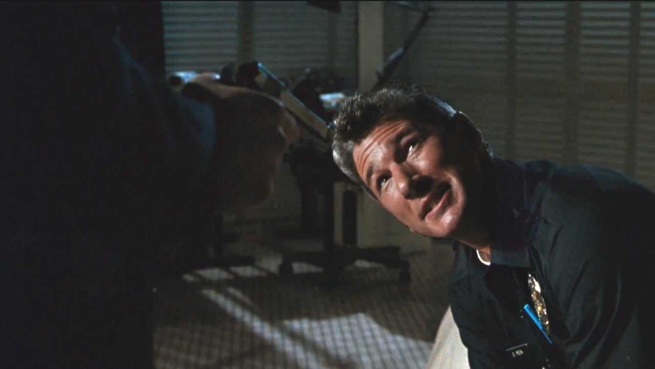 Richard Gere in Internal Affairs