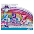 My Little Pony Rainbow Tail Surprise 3-pack Pinkie Pie Brushable Pony