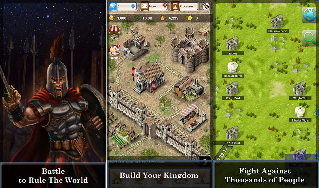 Alexander - Strategy Game (Alexander RTS Game)