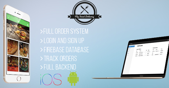 Nulled] CodeCanyon - My Food Delivery v1 0 - Full Restaurant