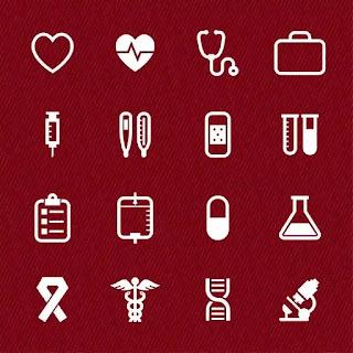 ملحقات للتصميم الطبي لمحبي التحميل من شترستوك