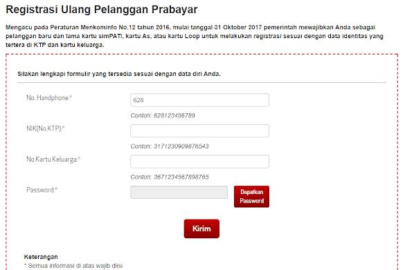 Cara Pendaftaran Ulang Kartu Telkomsel, Dijamin 100% Berhasil