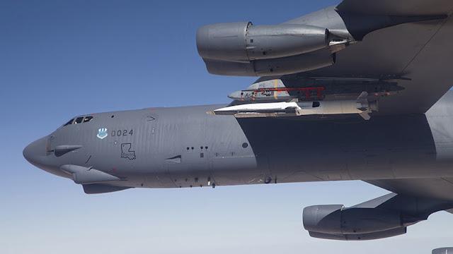 EE.UU. gastará casi 1.000 millones de dólares para crear un misil de crucero hipersónico