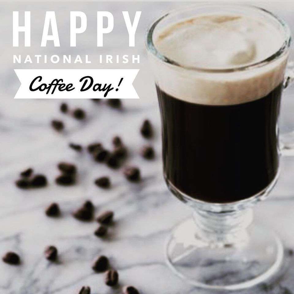 National Irish Coffee Day Wishes for Whatsapp