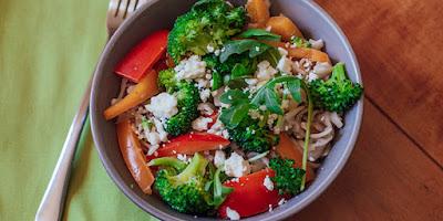 fix salad, fix recipe, fixate cookbook, katy ursta,