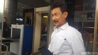 Diperiksa KPK, Bupati Solok Selatan Muzni Zakaria Ditanya Tupoksi