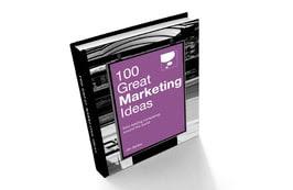 تحميل كتاب 100 فكرة تسويقية رائعة مترجم