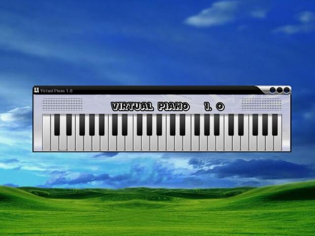 تحميل لعبة Virtual Piano