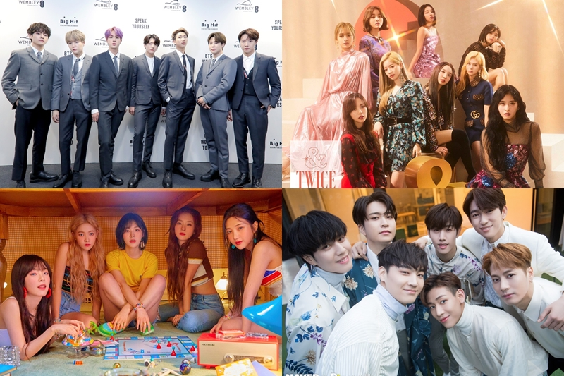 '2019 KBS Song Festival' Announce The First Line Up to Perform