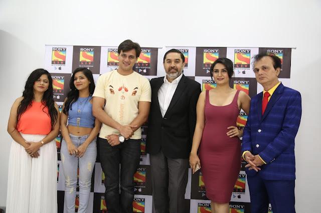 Dr. Hina Mistry, Sonika Bawra, Sagar Dariyai, Mr. Uday Sodhi, Bhakti Rathod, Hasmukh Gandhi -SonyLIV - Launch of KACHO PAPAD PAKO PAPAD