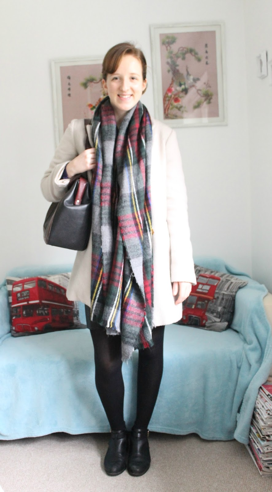 everything but the kitchen sink ootd new look spotty