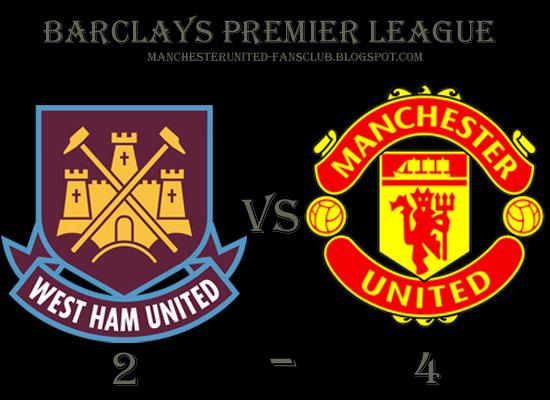 west ham vs man united - photo #17