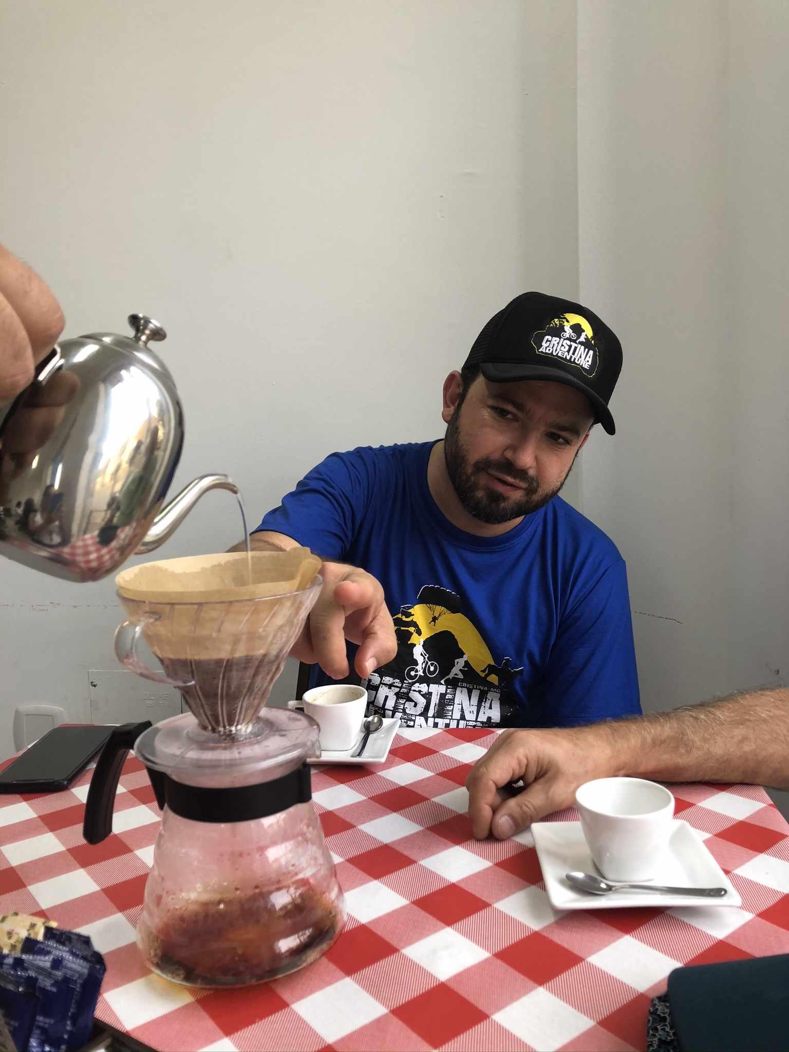 DEGUSTAÇÃO CAFÉ