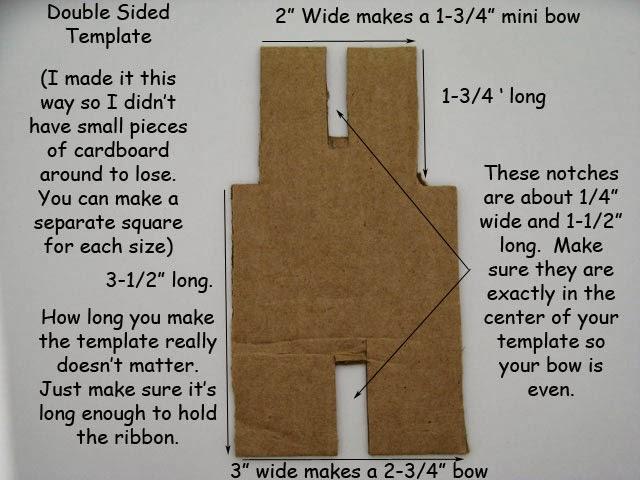The Bow Maker S Blog Make Pinwheel Hair Bows