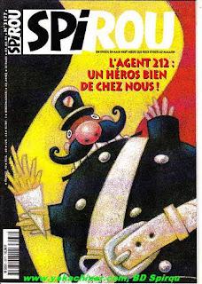 agent 212 par O'Groj