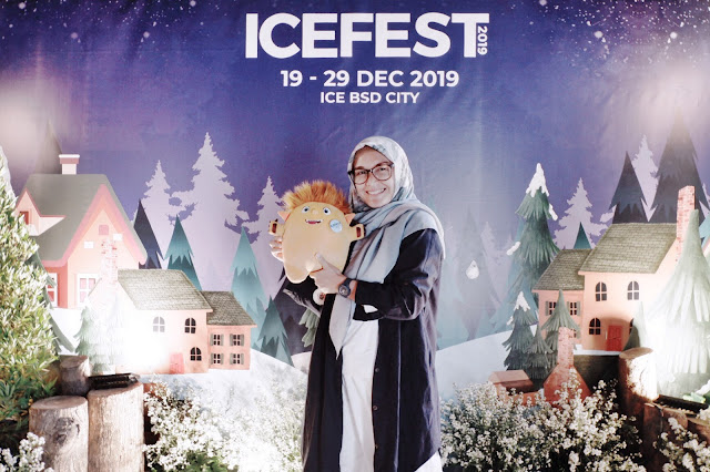 icefest liburan akhir tahun keluarga