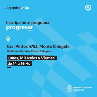La Biblioteca Popular Monte Chingolo facilita a los jóvenes la inscripción al programa Progresar