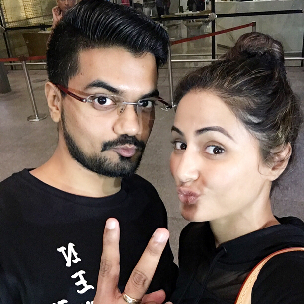 Hina Khan Lifestyle Height Weight Age Family Boyfriend House