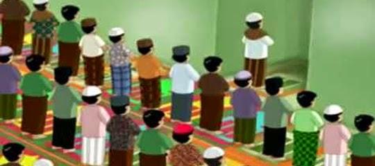 Bacaan Niat Sholat Jum'at bahasa arab latin dan artinya