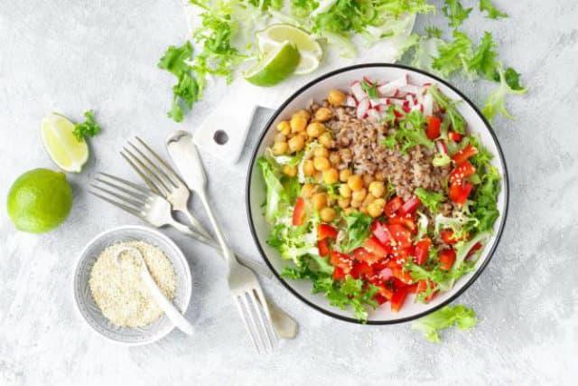 Pegan diet là gì ? Lợi ích đối với sức khỏe