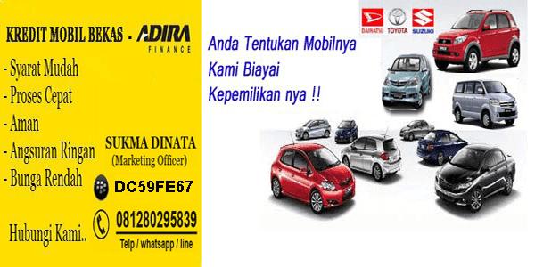 Syarat Kredit Mobil
