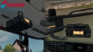 CB Radio Stabo XM 4060E [v.1.3]