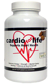 Cardio For Life Chewables