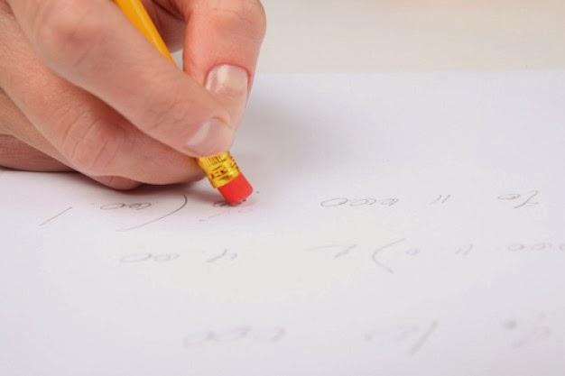 Papel, Lápis e Borracha Melhoram a Gestão