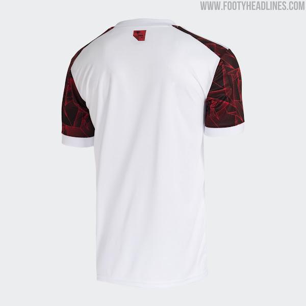 Flamengo 21-22 Away Kit Released - Footy Headlines