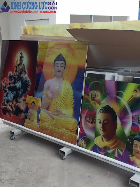 Tranh Kính Phật Giáo
