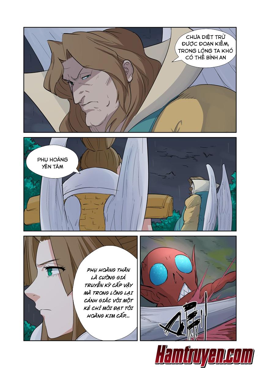 Yêu Thần Ký chap 161 - Trang 5