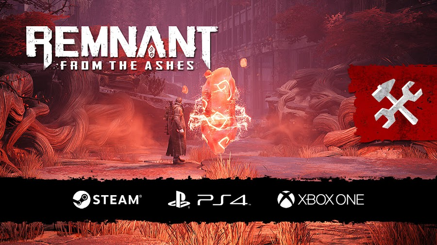 remnant fom the ashes adventure mode free patch pc ps4 xb1 gunfire games