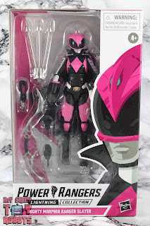 Power Rangers Lightning Collection Ranger Slayer Box 01