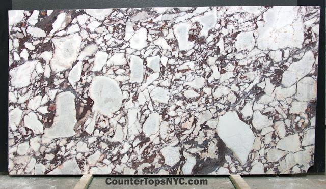 Calacatta Viola 2cm marble slabs NYC