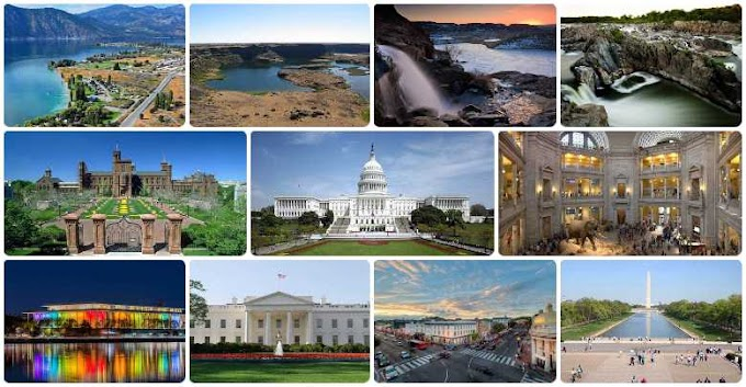 Top 10 Tourist Attractions in Washington D.C.