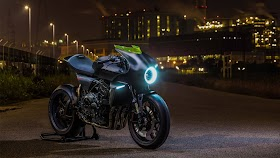 PKL Honda Super Naked Bike