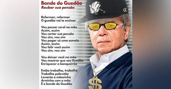 734b15b42 Bonde do Guedão