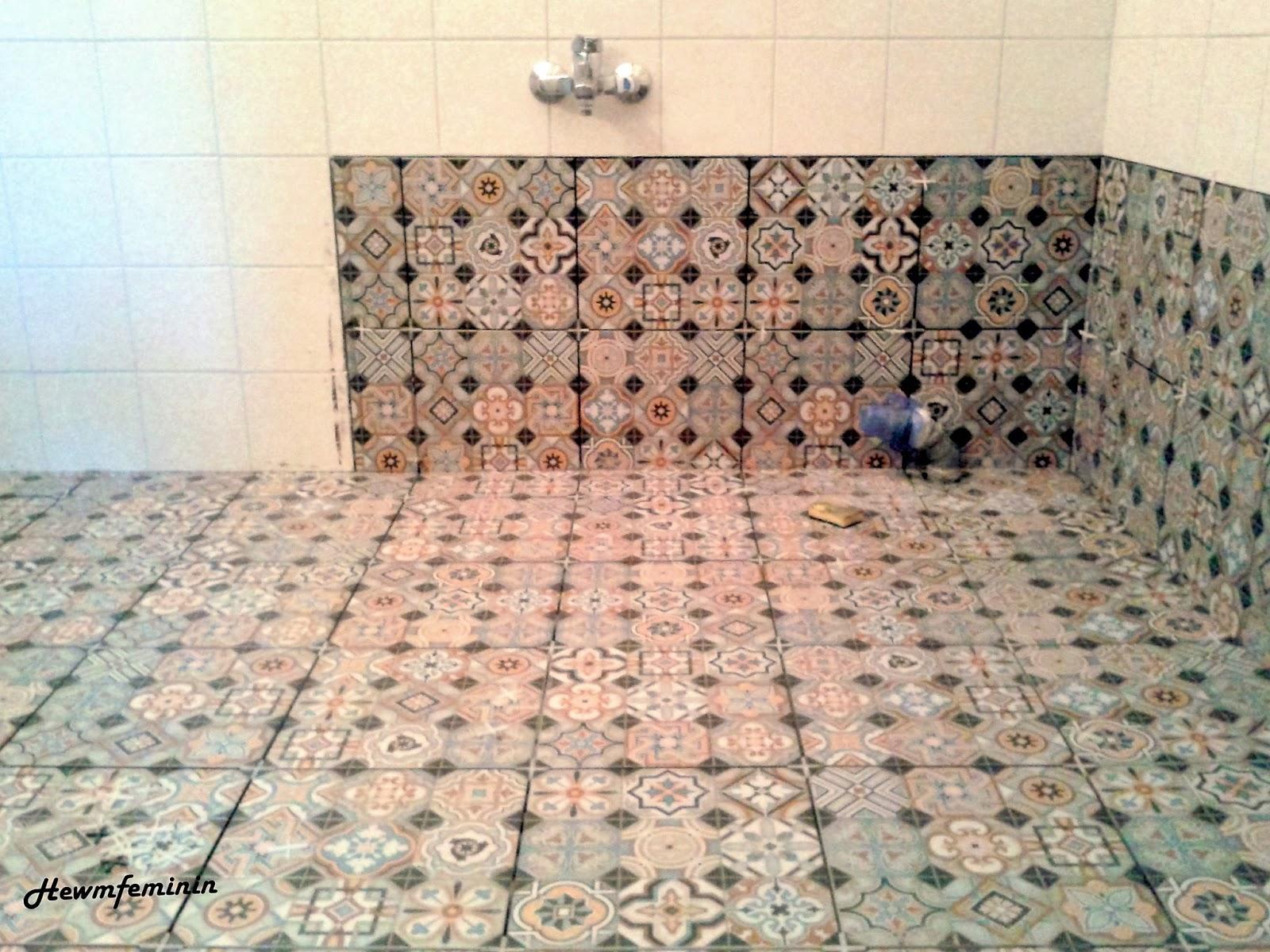 Hemfeminin: Felújítás 2. rész: A fürdőszoba