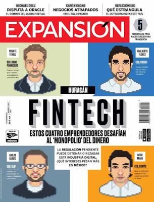 Revista Expansión México - 1 Marzo 2017