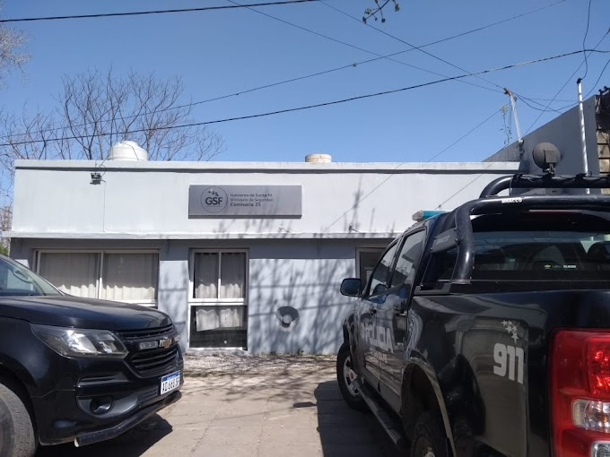 Piedrazos a la Policia, amenazas y detenidos con armas en La Ribera y Dorrego