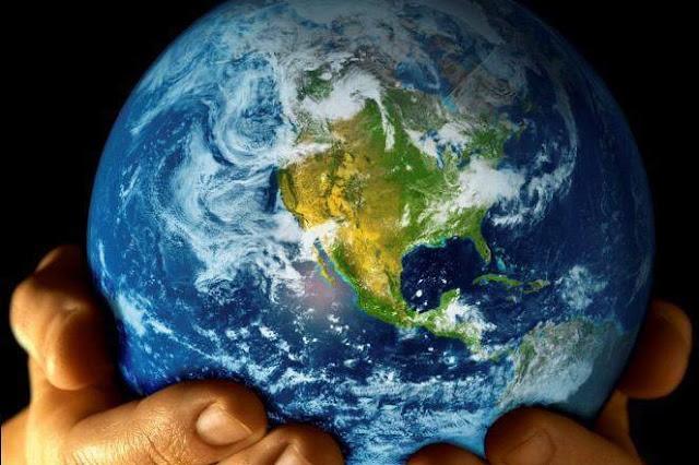 El Día Mundial de la Tierra o el Día de la Tierra se