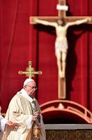 Húsvét, Ferenc pápa, Urbi et Orbi, húsvétvasárnap, Vatikán,